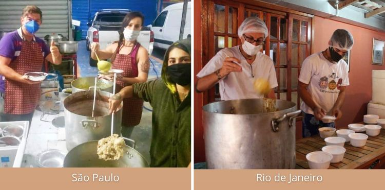Food For Life in Sao Paulo and Rio